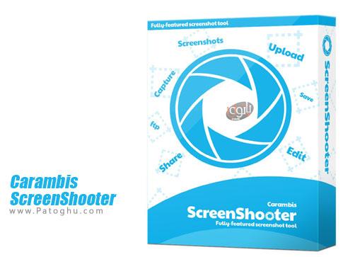 دانلود نرم افزار Carambis ScreenShooter برای اندروید