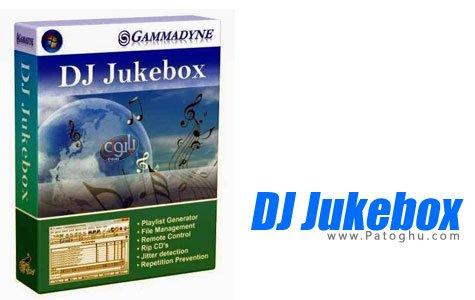 دانلود برنامه میکس و مونتاژ فایل های صوتی DJ Jukebox