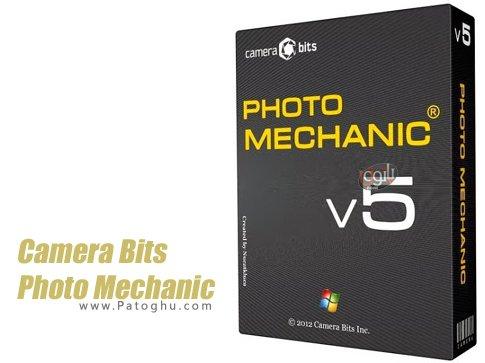 دانلود برنامه مدیریت تصاویر با Camera Bits Photo Mechanic