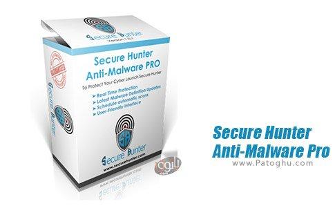 دانلود نرم افزار Secure Hunter Anti-Malware Pro برای ویندوز