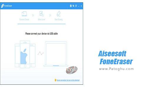 دانلود Aiseesoft FoneEraser برای ویندوز