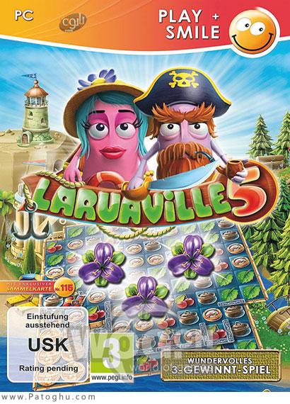 دانلود بازی کم حجم ماجراجویی در جزیره برای کامپیوتر Laruaville 5