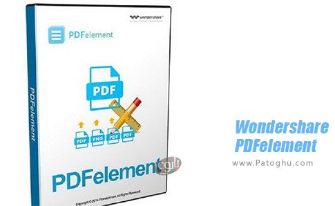 دانلود نرم افزار Wondershare PDFelement برای اندروید