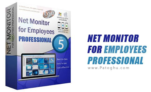 نرم افزار Net Monitor for Employees Pro