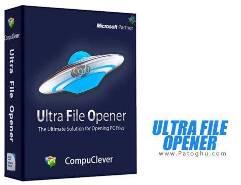 دانلود برنامه باز کننده فایل ها با فرمت های مختلف Ultra File Opener