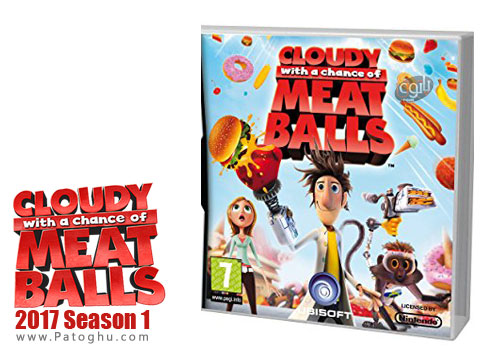 دانلود Cloudy with a Chance of Meatballs