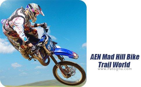 دانلود AEN Mad Hill Bike Trail World برای اندروید