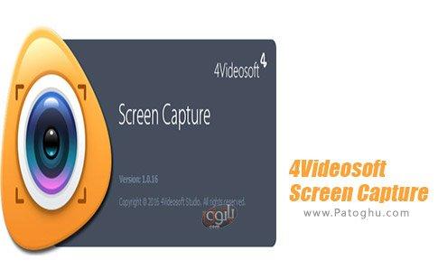 دانلود 4Videosoft Screen Capture برای ویندوز
