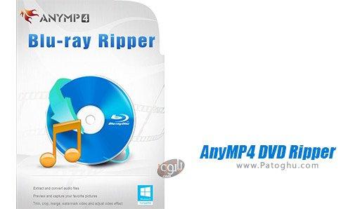 دانلود AnyMP4 DVD Ripper برای ویندوز