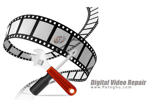 نرم افزار Digital Video Repair