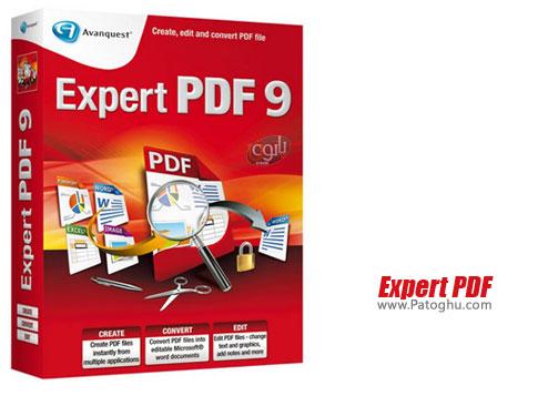 نرم افزار Avanquest Expert PDF Professional