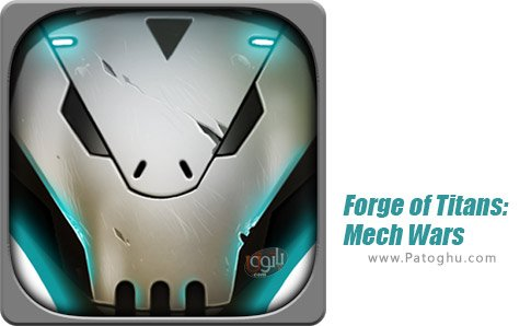 دانلود Forge of Titans: Mech Wars برای اندروید