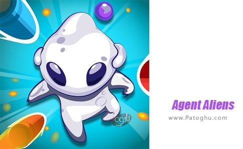 دانلود بازی Agent Aliens برای اندروید