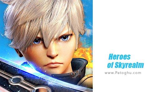 دانلود بازی Heroes of Skyrealm برای اندروید