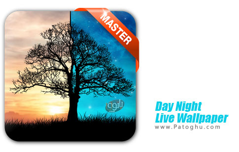 نرم افزار Day Night Live Wallpaper
