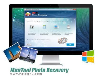 دانلود MiniTool Photo Recovery