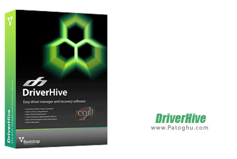 نرم افزار DriverHive