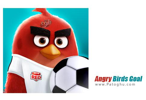 بازی Angry Birds Goal