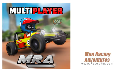 بازی Mini Racing Adventures