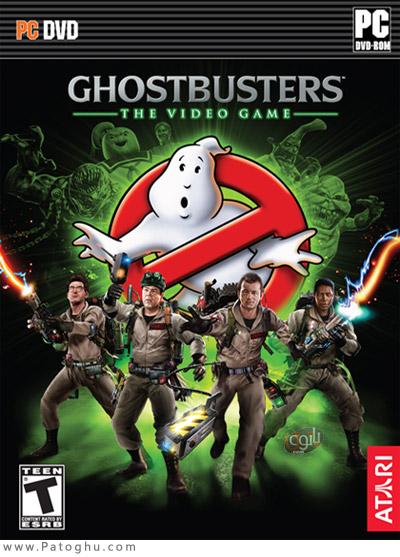 بازی Ghostbusters