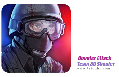 بازی Counter Attack Team 3D Shooter