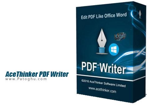 نرم افزار AceThinker PDF Writer