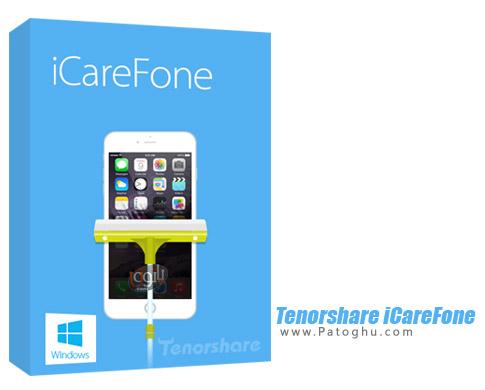 نرم افزار Tenorshare iCareFone