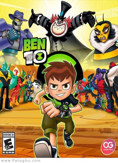 دانلود کارتون بن تن ben 10 فیلم بازی Ben 10 کم حجم • دانلود رایگان