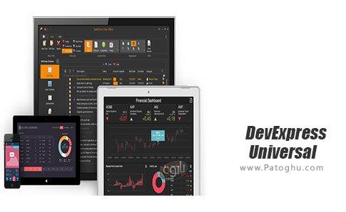دانلود DevExpress Universal برای ویندوز