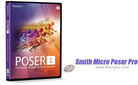 دانلود Smith Micro Poser Pro برای ویندوز