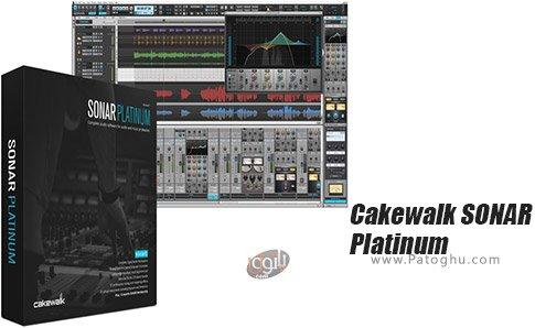 دانلود Cakewalk SONAR Platinum برای ویندوز