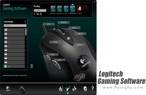 دانلود Logitech Gaming Software