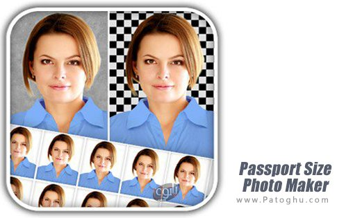 دانلود Passport Size Photo Maker Premium