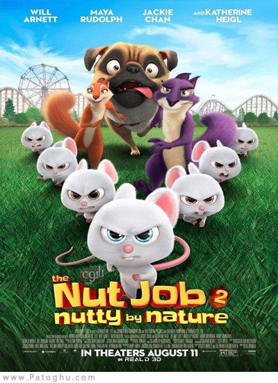 دانلود The Nut Job 2: Nutty by Nature