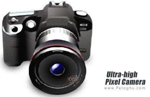 دانلود Ultra-high Pixel Camera