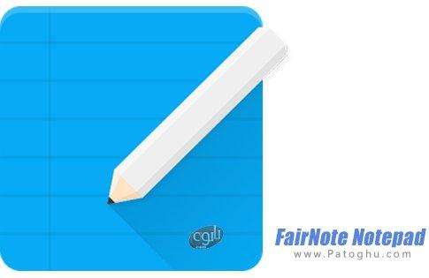 دانلود FairNote Notepad