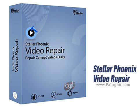 دانلود Stellar Phoenix Video Repair برای ویندوز
