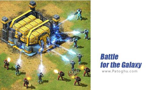 دانلود Battle for the Galaxy برای اندروید