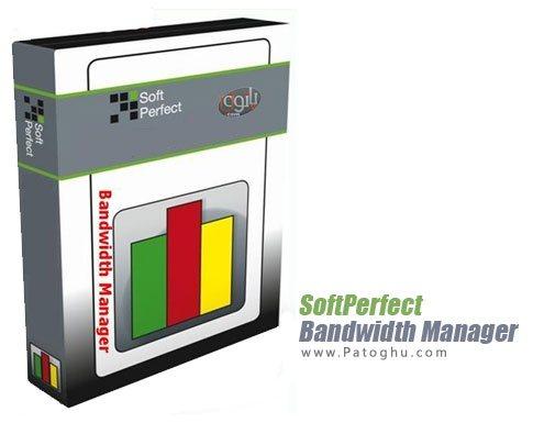 برنامه نرم افزار SoftPerfect Bandwidth Manager