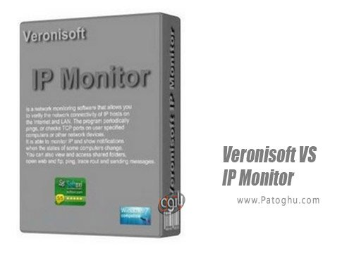 دانلود Veronisoft VS IP Monitor برای ویندوز