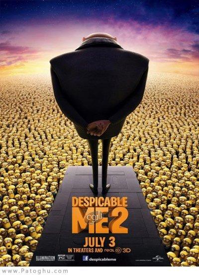 دانلود Despicable Me 2