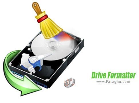 دانلود Drive Formatter برای ویندوز