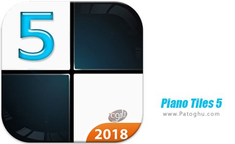 دانلود Piano Tiles 5 برای اندروید
