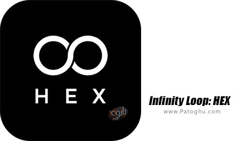 بازی infinity-loop-hex