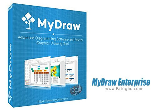 دانلود MyDraw Enterprise برای ویندوز