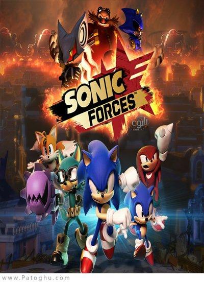 دانلود Sonic Forces