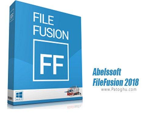 دانلود Abelssoft FileFusion 2018 برای ویندوز