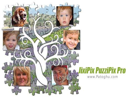 دانلود JixiPix PuzziPix Pro برای ویندوز