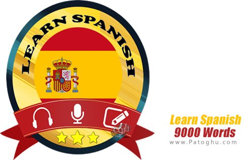 دانلود Learn Spanish 9000 Words