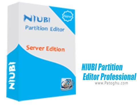 دانلود NIUBI Partition Editor Professional برای ویندوز